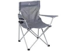 Camp  Gear Compact Grijs Vouwstoel Campingstoel