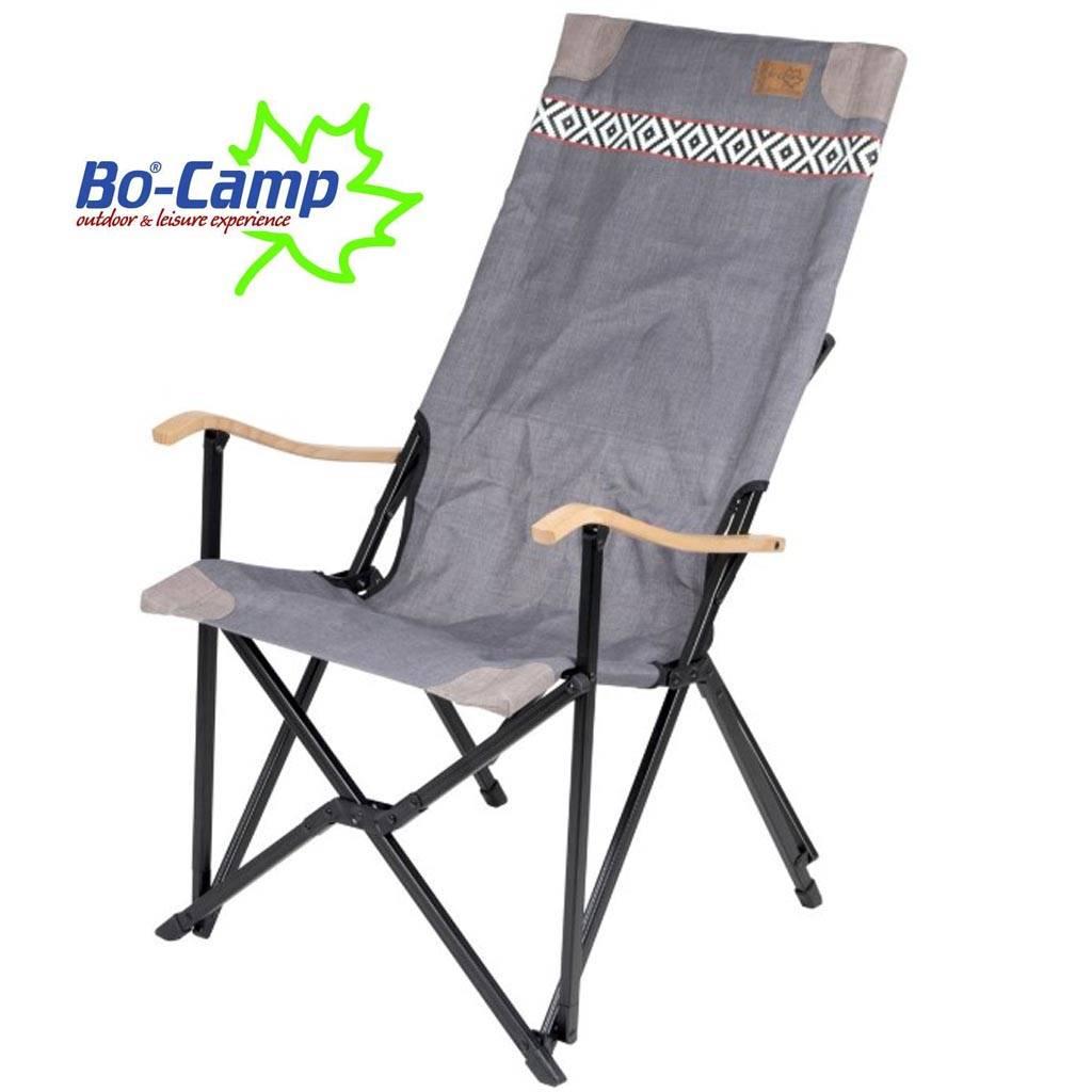 Bo Camp Vouwstoel.Bo Camp Urban Outdoor Camden Grijs Vouwstoel Campingstoel