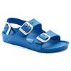 Birkenstock Milano EVA Scuba Blauw Sandalen Kids