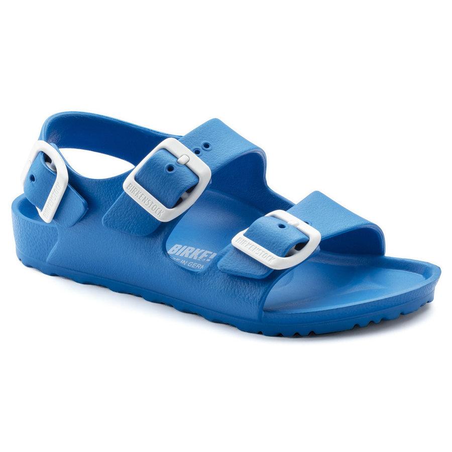 Milano EVA Scuba Blauw Sandalen Kids