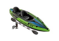Intex Challenger2 Groen 2-Persoons Kayak