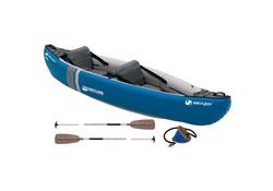 Adventure Kit Blauw 2-Persoons Kano