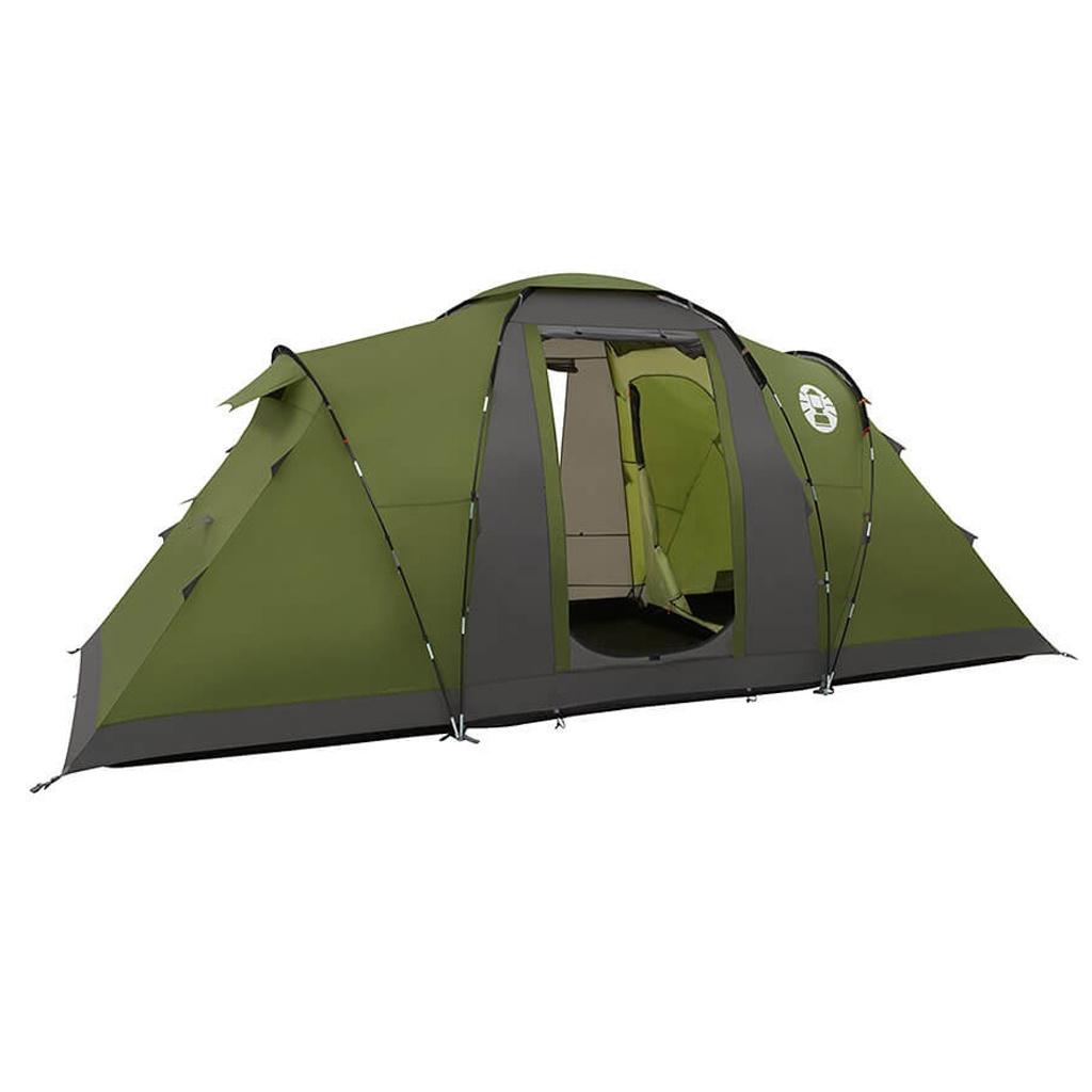 Bering 4 Groen Tent 4 Personen Default kamperen > kampeerartikelen > tenten kopen
