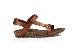 Teva Ysidro Universal Metallic Bronze Sandalen Dames