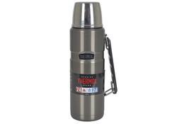 Thermos King 1,2 Liter Grijs Isoleerfles