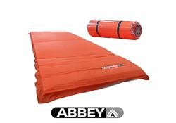 Abbey Camp Zelfopblaasbaar Rood 10 cm Matras