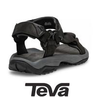 Terra Fi Lite Black Leather Heren