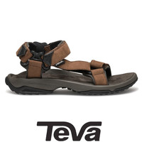 Terra Fi Lite Brown Leather Sandalen Heren