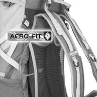 Aerofit 15 Liter Marine Zwart Gateway Rugzak