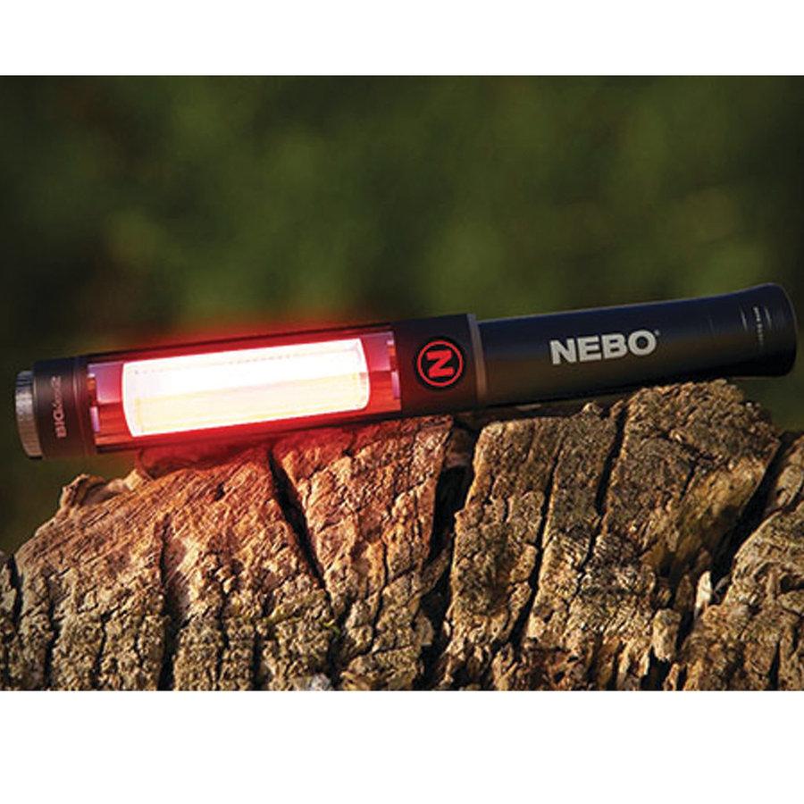 Big Larry 2 Werklamp - Zaklamp 500 Lumen