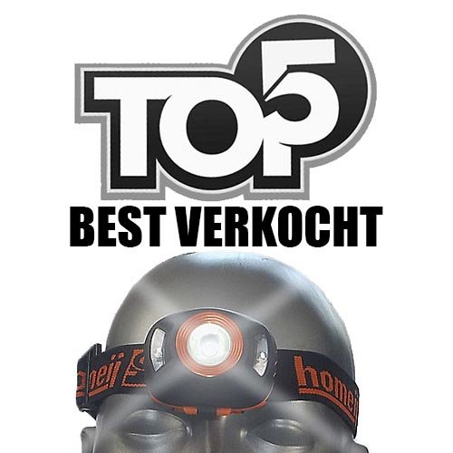 Top 5 Hoofdlampen >