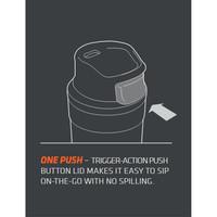 Classic One Hand Vacuum Mug 0.47 L Nightfall Lunchpot
