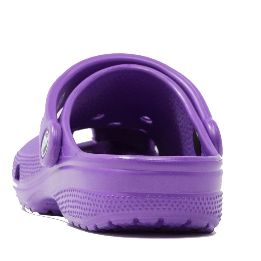 Classic Neon Purple Klompen Dames
