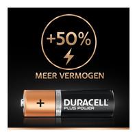 AA x4 Plus Power Batterijen
