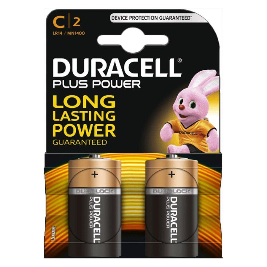 C LR14 x2 Plus Power Batterijen