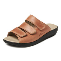 3201 Bruin Slippers Dames