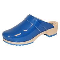 6006 Blauw Clogs Dames