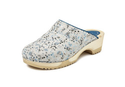 Bighorn 3630 Space Blauw Clogs Dames