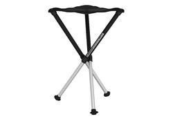 Walkstool Comfort 65 cm Zwart 3-Poots Krukje