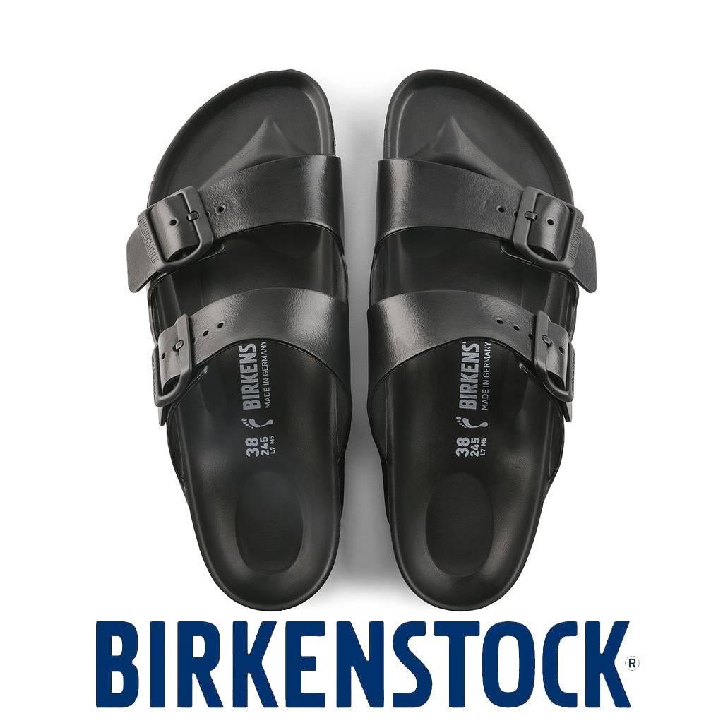 Birkenstock Slippers Arizona EVA Black Dames | BD STORE
