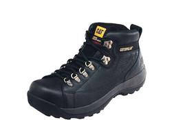 Caterpillar Hydraulic P704292 Zwart Hoge Veiligheidsschoenen S3 Heren