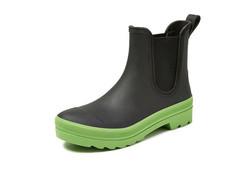 Gevavi Boots 4200 SEBS Zwart Limoen Enkellaars Dames