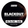 Tronixpro Blackout Clear 200 m.
