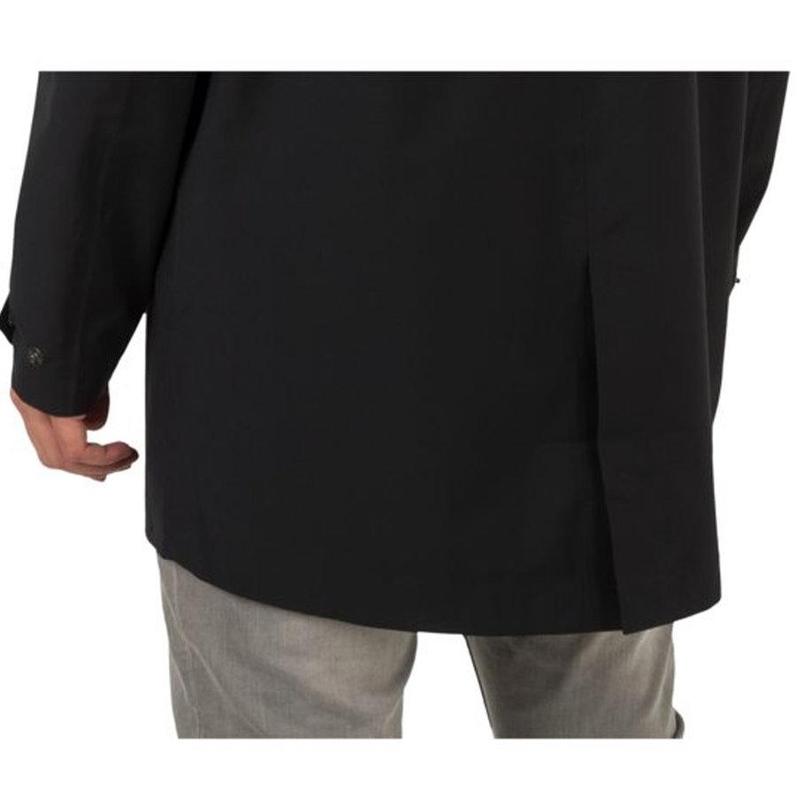 Urban Outdoor Long Parka 3L Premium Black Regenjas Heren