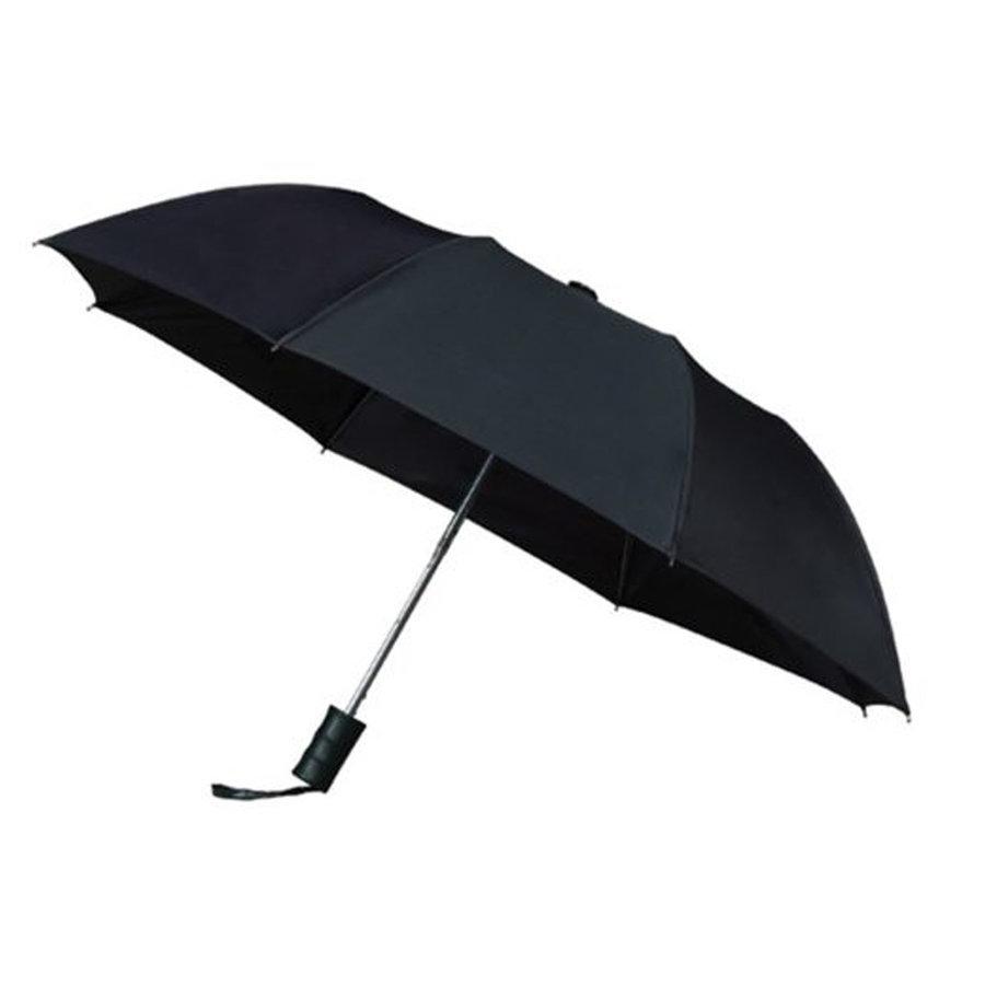 Opvouwbaar Zwart Paraplu