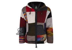 Shakaloha Patchwork Multicolor Vest Heren