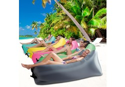 Happy People Lounger to Go 2.0 Opblaasbare Ligzak
