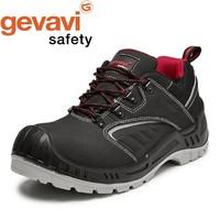 GS43 S3 Zwart Lage Werkschoenen Uniseks