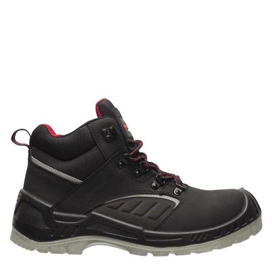 GS44 S3 Zwart Hoge Werkschoenen Heren
