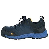 Byway S1P Zwart-Blauw Lage Werkschoenen Heren
