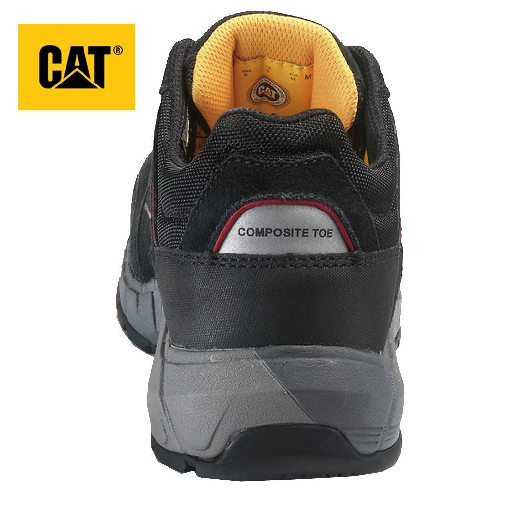 Caterpillar Werkschoenen S3.Werkschoenen Caterpillar Roadrace S3 C Zwart Lage Heren