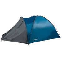 190T CB Blauw Tent 2 Personen - Festivaltent