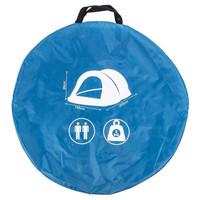 HT 190T Blauw Tent 2 Personen - Festivaltent