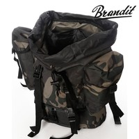Combat Backpack Dark Camo 65 Liter Rugzak
