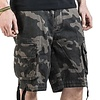 Brandit Urban Legend Dark Camo Shorts