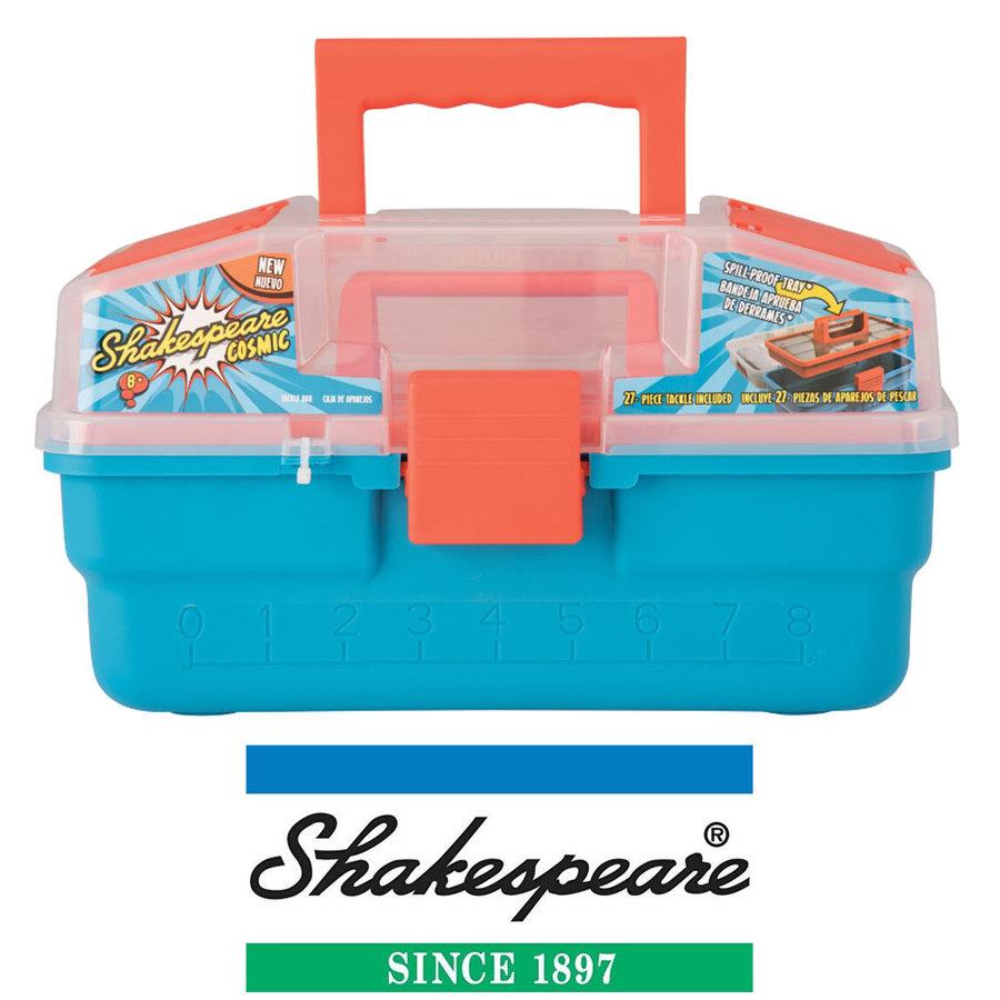 Shakespeare Cosmic Tacklebox Oranje