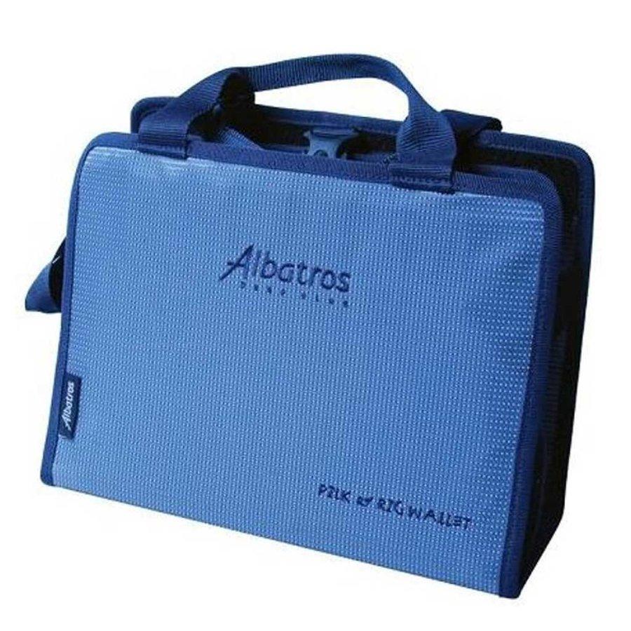Albatros Blue Rig Wallet