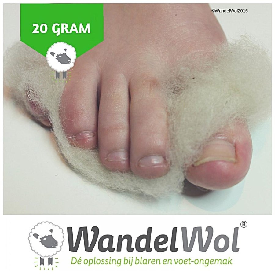 Antidruk-Wol 20 gram