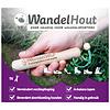 WandelWol - WandelHout 2 Stuks met Polskoordjes