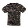 Brandit Dark Camo T-Shirt Heren