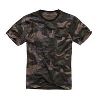 Dark Camo T-Shirt Heren