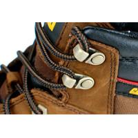 Spiro P716166 Bruin Hoge Veiligheidsschoenen S3 Heren