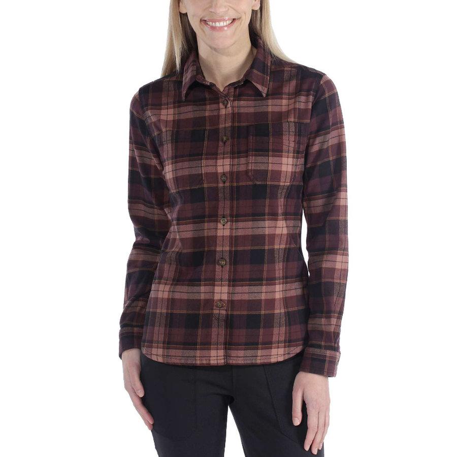 Hamilton Flannel Port Shirt Dames
