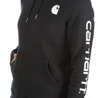 Clarksburg Logo Zwart Sweatshirt Dames
