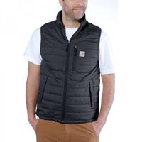 Gilliam Vest Zwart Bodywarmer Heren