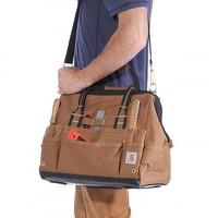 Legacy 16 Inch Tool Bag Bruin Gereedschapstas
